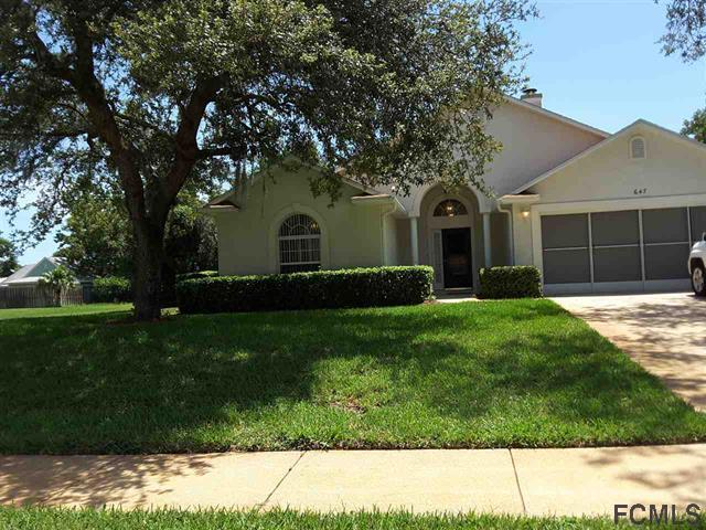 647 Aleida Drive, St Augustine, FL 32086 (MLS #242531) :: RE/MAX Select Professionals