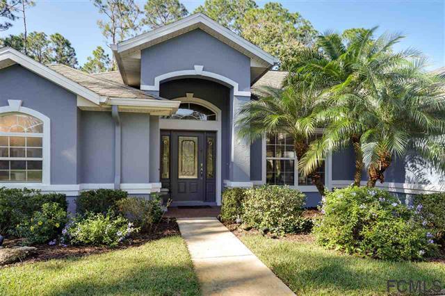 87 Ryberry Drive, Palm Coast, FL 32164 (MLS #243498) :: Memory Hopkins Real Estate