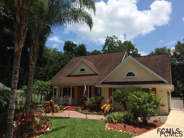 16 St Charles Place, Flagler Beach, FL 32136 (MLS #243610) :: Memory Hopkins Real Estate
