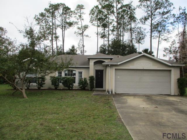 5 Zamoro Pl, Palm Coast, FL 32164 (MLS #243966) :: Memory Hopkins Real Estate