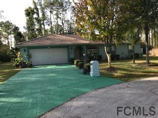 7 Ryecarr Place, Palm Coast, FL 32164 (MLS #243968) :: Memory Hopkins Real Estate
