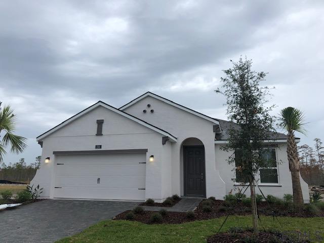 156 Azure Mist Way, Daytona Beach, FL 32124 (MLS #243993) :: Memory Hopkins Real Estate