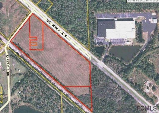 0 N Us Hwy 1, Bunnell, FL 32110 (MLS #244115) :: RE/MAX Select Professionals