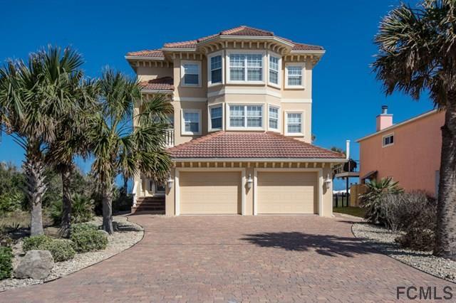 1316 N Ocean Shore Blvd, Flagler Beach, FL 32136 (MLS #244263) :: Memory Hopkins Real Estate