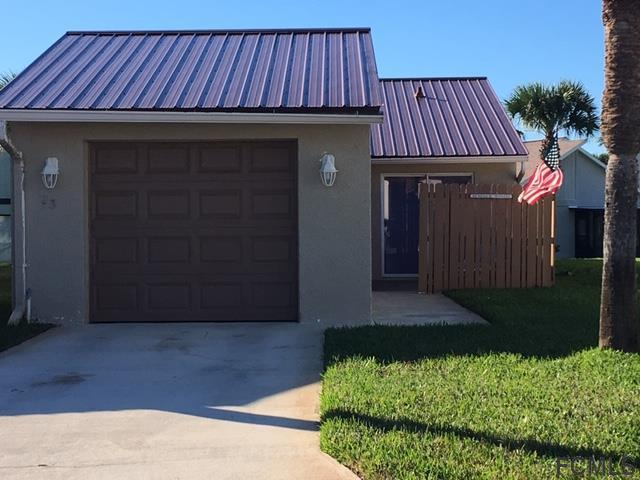23 Sunset Cove, Flagler Beach, FL 32136 (MLS #244788) :: RE/MAX Select Professionals