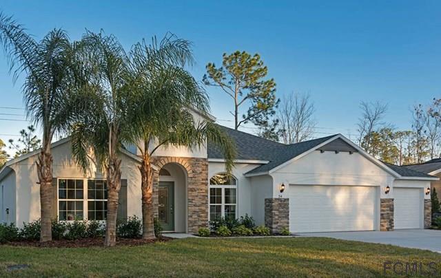 24 East Diamond Drive, Palm Coast, FL 32164 (MLS #244886) :: RE/MAX Select Professionals