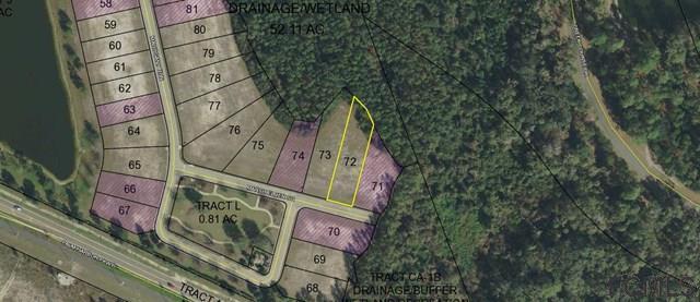 108 Marsh Elder Square, Palm Coast, FL 32137 (MLS #244936) :: RE/MAX Select Professionals