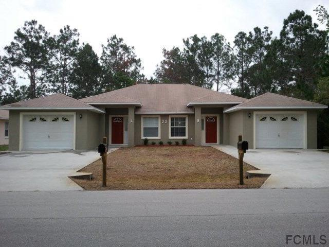 22 Pleasant Lane, Palm Coast, FL 32164 (MLS #245523) :: RE/MAX Select Professionals