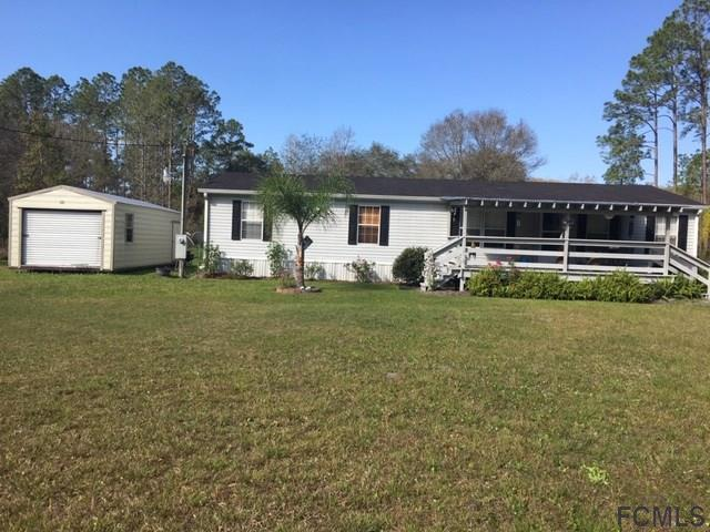 9625 Nikolich Avenue, Hastings, FL 32145 (MLS #245964) :: RE/MAX Select Professionals