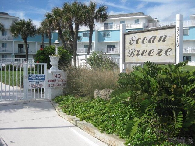 3510 S Ocean Shore Blvd #207, Flagler Beach, FL 32136 (MLS #248332) :: Memory Hopkins Real Estate