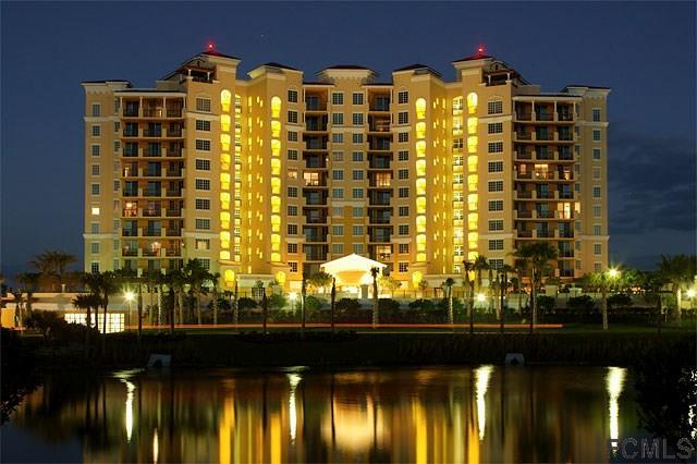 19 Avenue De La Mer #701, Palm Coast, FL 32137 (MLS #248779) :: Noah Bailey Real Estate Group