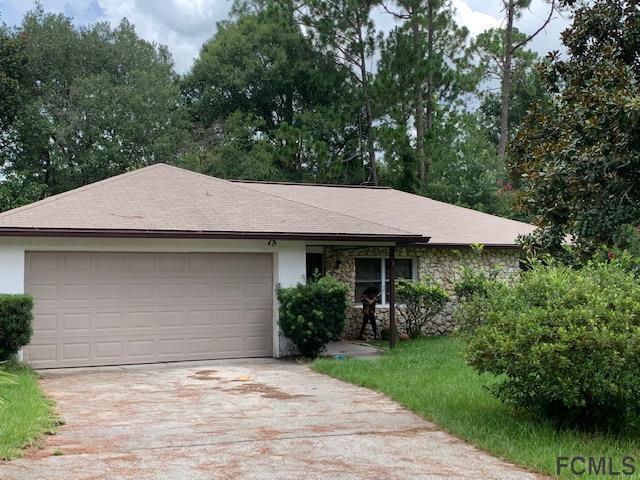 75 Brunett Lane, Palm Coast, FL 32137 (MLS #249770) :: RE/MAX Select Professionals