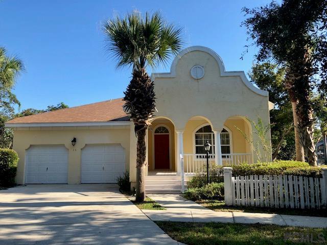 16 Flamingo Ct, Palm Coast, FL 32137 (MLS #249775) :: RE/MAX Select Professionals