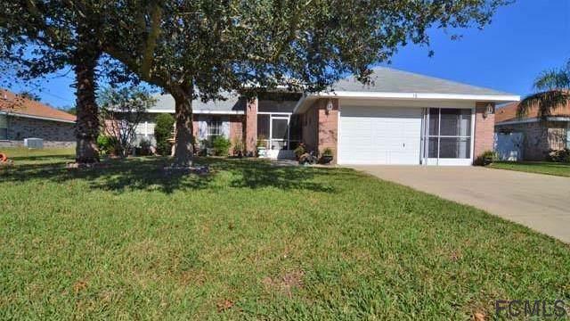 58 London Dr, Palm Coast, FL 32137 (MLS #252195) :: Memory Hopkins Real Estate
