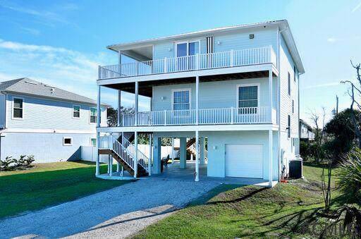 34 Moody Dr, Palm Coast, FL 32137 (MLS #253301) :: Memory Hopkins Real Estate