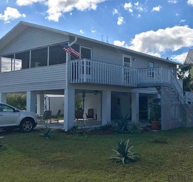 28 Armand Beach Dr, Palm Coast, FL 32137 (MLS #254053) :: Memory Hopkins Real Estate