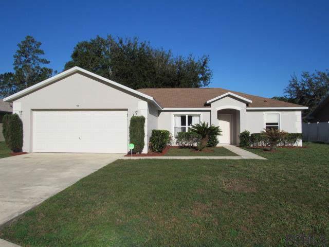 58 Wellshire Lane, Palm Coast, FL 32164 (MLS #254320) :: RE/MAX Select Professionals