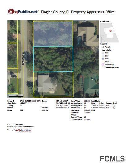 17 Fairmont Lane, Palm Coast, FL 32137 (MLS #255057) :: Memory Hopkins Real Estate