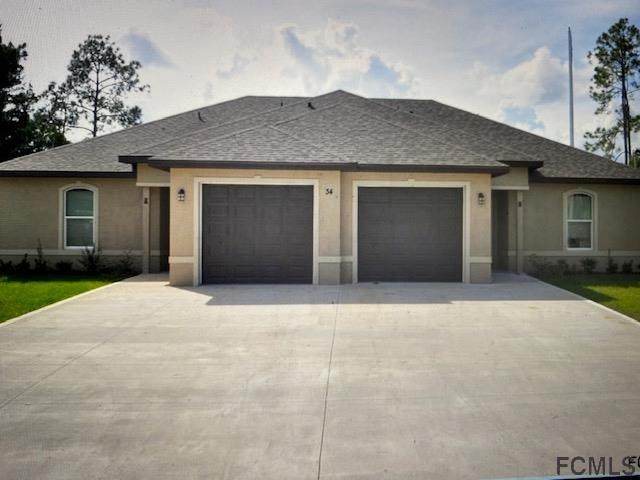 32 Plain View Drive, Palm Coast, FL 32164 (MLS #255139) :: RE/MAX Select Professionals