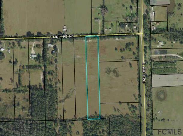 XX N Cr 140, Bunnell, FL 32110 (MLS #255426) :: Memory Hopkins Real Estate