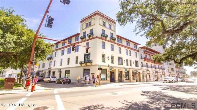 210 St George Street #35, St Augustine, FL 32084 (MLS #256834) :: Memory Hopkins Real Estate