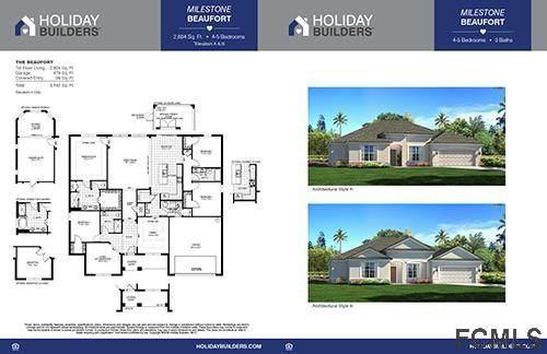 48 Ethan Allen Drive, Palm Coast, FL 32164 (MLS #257410) :: Noah Bailey Group