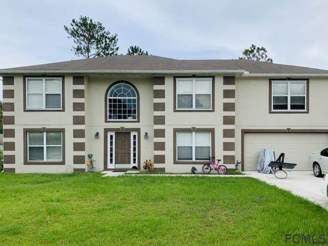 86 Red Mill Drive, Palm Coast, FL 32164 (MLS #257542) :: Memory Hopkins Real Estate