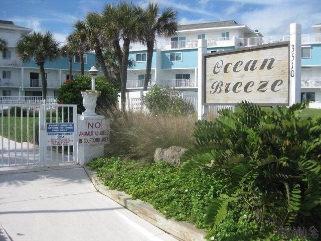 3510 S Ocean Shore Blvd #403, Flagler Beach, FL 32136 (MLS #257552) :: RE/MAX Select Professionals