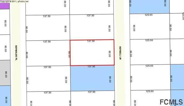 7 Reybell Lane, Palm Coast, FL 32164 (MLS #257696) :: Noah Bailey Group