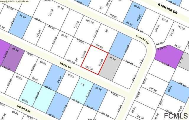 45 Rivera Lane, Palm Coast, FL 32164 (MLS #257697) :: Noah Bailey Group