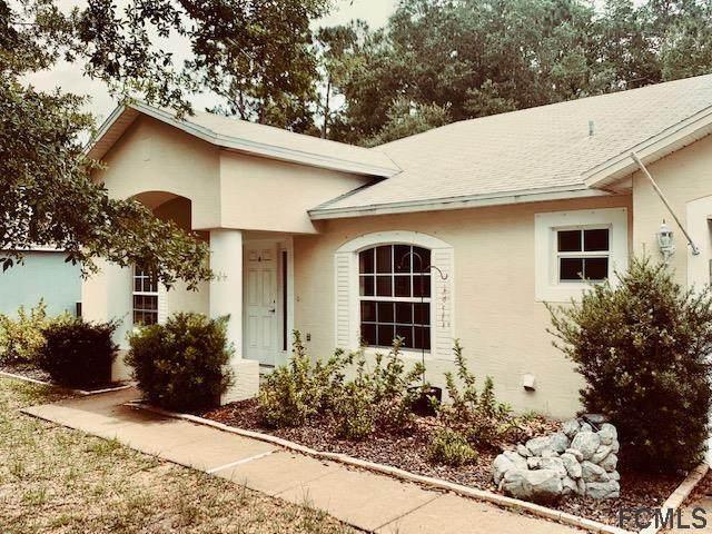 60 Zaun Trail, Palm Coast, FL 32164 (MLS #257698) :: RE/MAX Select Professionals