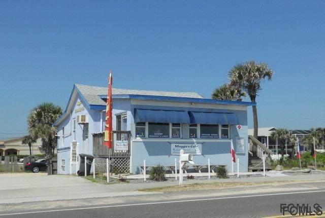 909 N Ocean Shore Dr, Flagler Beach, FL 32136 (MLS #258269) :: RE/MAX Select Professionals