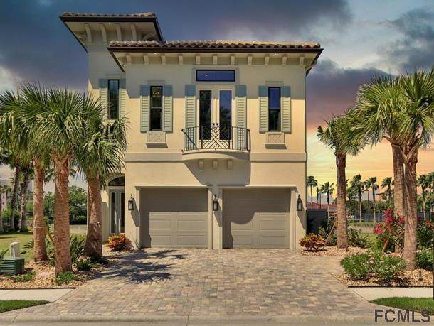 224 Harbor Village Pt, Palm Coast, FL 32137 (MLS #258316) :: RE/MAX Select Professionals