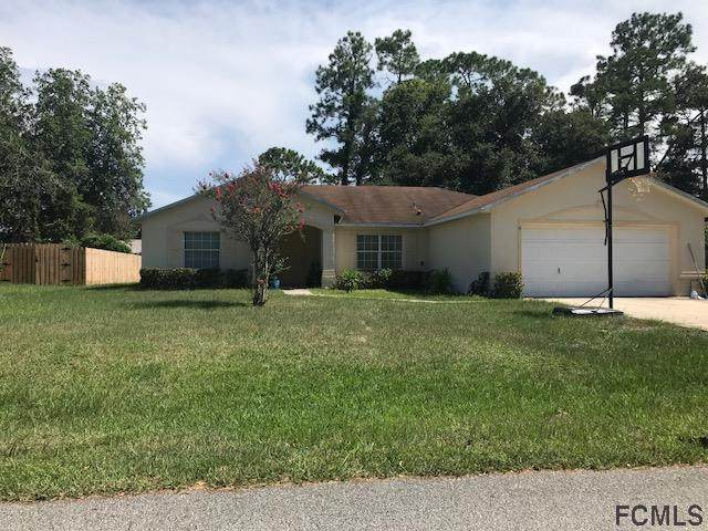 8 Fillmore Lane, Palm Coast, FL 32137 (MLS #259259) :: RE/MAX Select Professionals