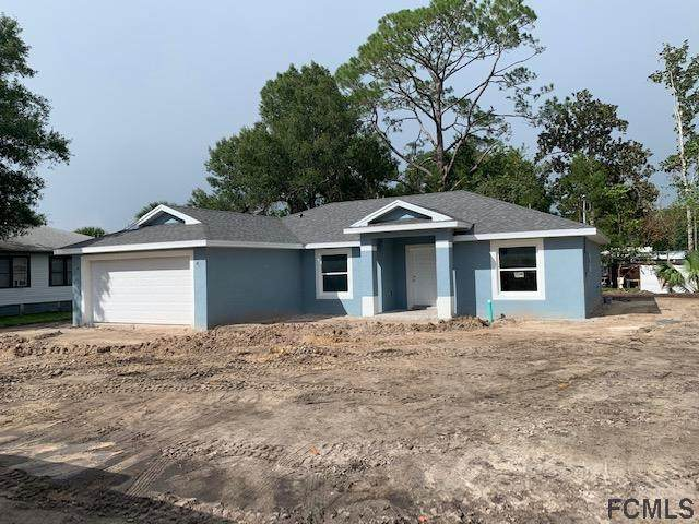 206 Orange St N, Bunnell, FL 32110 (MLS #260300) :: The DJ & Lindsey Team