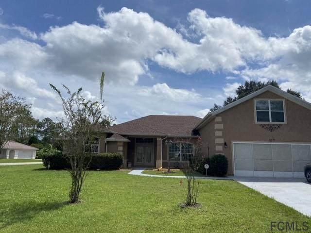 117 Whippoorwill Drive, Palm Coast, FL 32164 (MLS #260312) :: The DJ & Lindsey Team