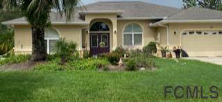17 Webelo Place, Palm Coast, FL 32164 (MLS #260393) :: Noah Bailey Group