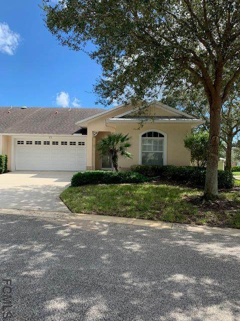 93 Veranda Way #93, Palm Coast, FL 32137 (MLS #260546) :: RE/MAX Select Professionals