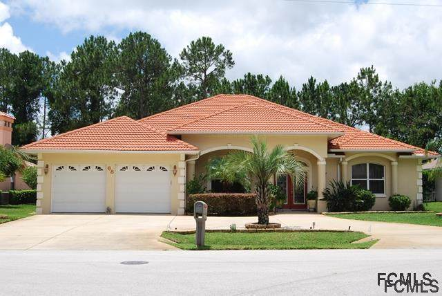 68 Fairbank Lane, Palm Coast, FL 32137 (MLS #260551) :: RE/MAX Select Professionals