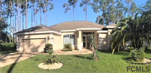 5 Emmons Lane, Palm Coast, FL 32164 (MLS #261902) :: Noah Bailey Group