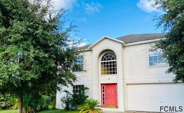 15 Zinc Place, Palm Coast, FL 32164 (MLS #262391) :: The DJ & Lindsey Team