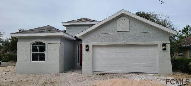 7 Oasis Circle, Palm Coast, FL 32137 (MLS #263775) :: Dalton Wade Real Estate Group