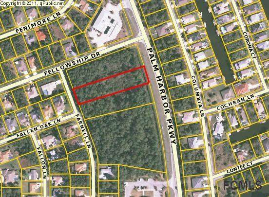 XXXX Palm Harbor Pkwy, Palm Coast, FL 32137 (MLS #263947) :: RE/MAX Select Professionals