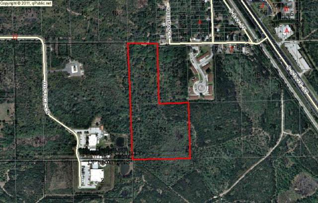xxx Elm Ave, Bunnell, FL 32110 (MLS #264004) :: Dalton Wade Real Estate Group