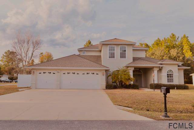 1 Buffalo Berry Place, Palm Coast, FL 32137 (MLS #264256) :: Noah Bailey Group