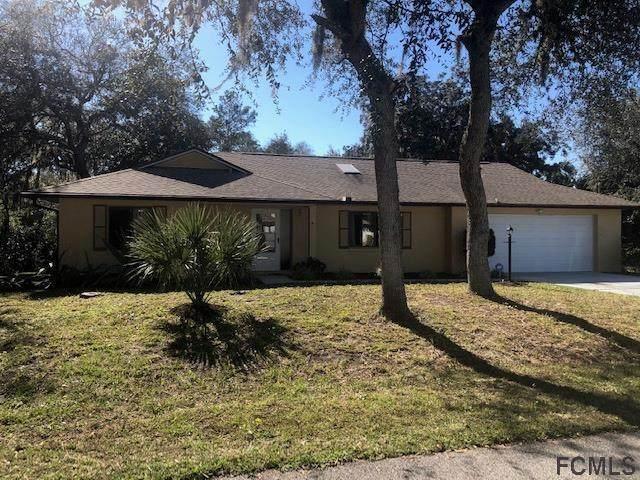 5 Farver Lane, Palm Coast, FL 32137 (MLS #265374) :: RE/MAX Select Professionals