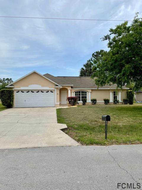 28 Panei Lane, Palm Coast, FL 32164 (MLS #266520) :: RE/MAX Select Professionals