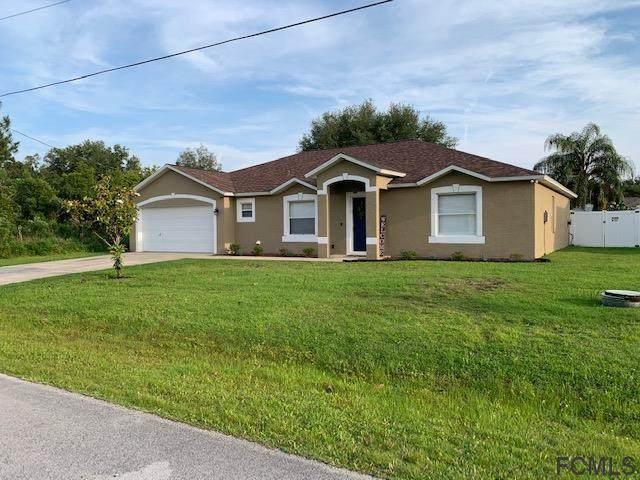 6 Lewisdale Pl, Palm Coast, FL 32137 (MLS #267444) :: Olde Florida Realty Group