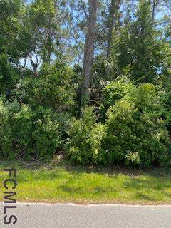 40 Radcliffe Drive, Palm Coast, FL 32164 (MLS #267964) :: NextHome At The Beach II