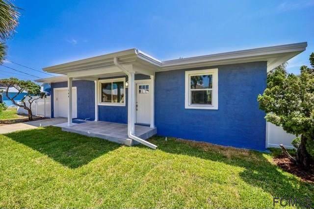 144 N Palmetto Ave, Flagler Beach, FL 32136 (MLS #268322) :: Endless Summer Realty